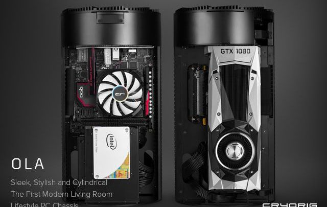 Photo of CRYORIG Introduces Two New Cases at COMPUTEX: Taku and Ola