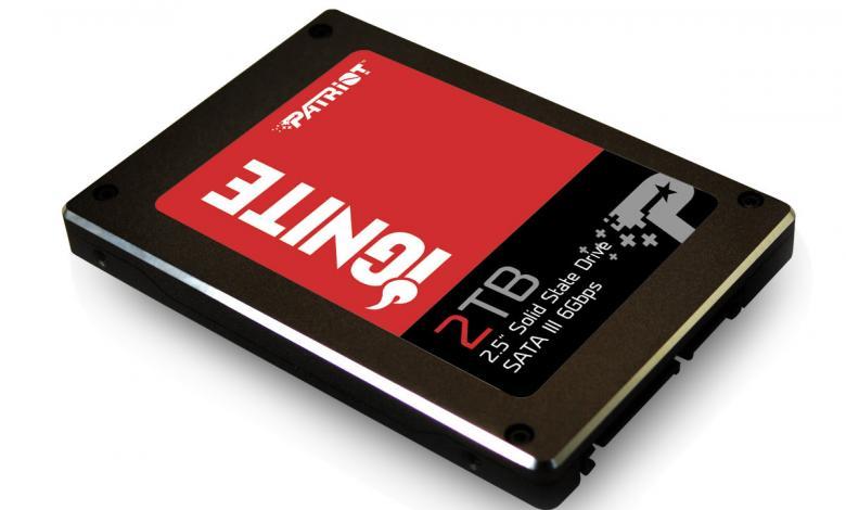 Photo of Patriot Announces 2TB Ignite SSD