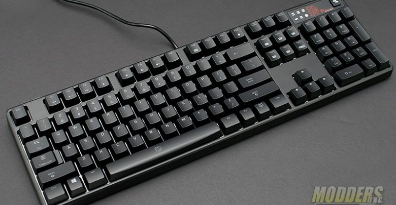 Photo of Thermaltake Poseidon Z RGB Mechanical Gaming Keyboard Review