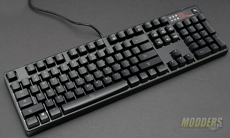 Photo of Thermaltake Poseidon Z RGB Mechanical Gaming Keyboard Review