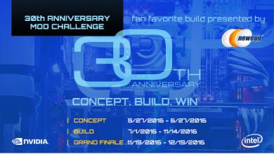GIGABYTE 30th Anniversary Mod2Win Modding Challenge casemod, competition, Gigabyte, mod2win, modding