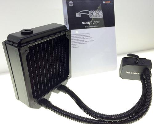be quiet! Embraces Liquid-cooling with New Dark Base Case and Silent Loop AIO Coolers AIO, AlphaCool, be quiet!, Computex, Coolers, dark base 900 2