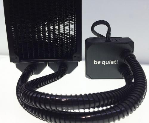 be quiet! Embraces Liquid-cooling with New Dark Base Case and Silent Loop AIO Coolers AIO, AlphaCool, be quiet!, Computex, Coolers, dark base 900 1