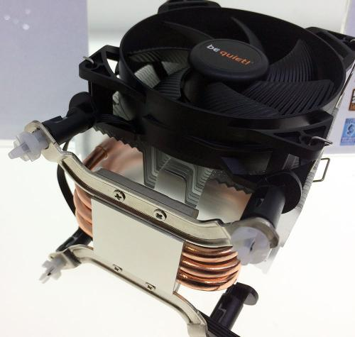 be quiet! Embraces Liquid-cooling with New Dark Base Case and Silent Loop AIO Coolers AIO, AlphaCool, be quiet!, Computex, Coolers, dark base 900 6