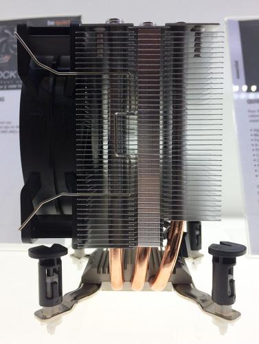 be quiet! Embraces Liquid-cooling with New Dark Base Case and Silent Loop AIO Coolers AIO, AlphaCool, be quiet!, Computex, Coolers, dark base 900 5