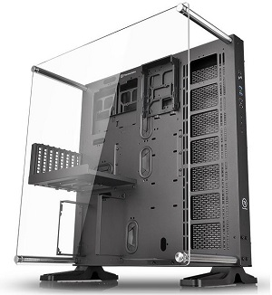 Photo of Thermaltake CORE P5 Open Air Mid Tower Case Review