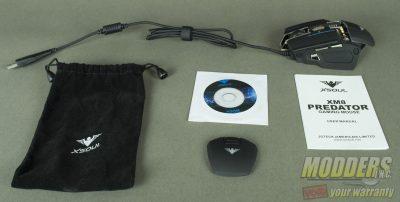 XM8-Box Contents