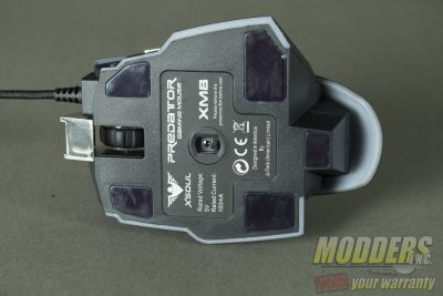XM8-Mouse Bottom