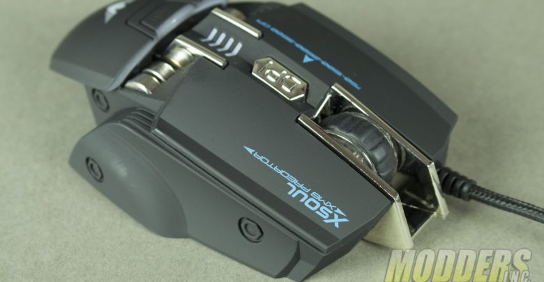 Photo of XSOUL XM8 Predator Gaming Mouse Review