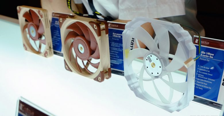 Photo of Noctua Previews Transluscent Frame and Next-Gen Fans at Computex