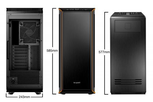 be quiet! Dark Base 900 Case Now Available + Giveaway be quiet!, Case, contest, dark base 900, enthusiast, german, giveaway, Water Cooling 5