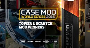 Cooler Master Case Mod World Series 2016