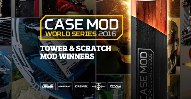 Photo of Cooler Master Case Mod World Series 2016 Winners Announced