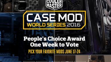 Photo of Cooler Master Case Mod World Series 2016 Voting Begins