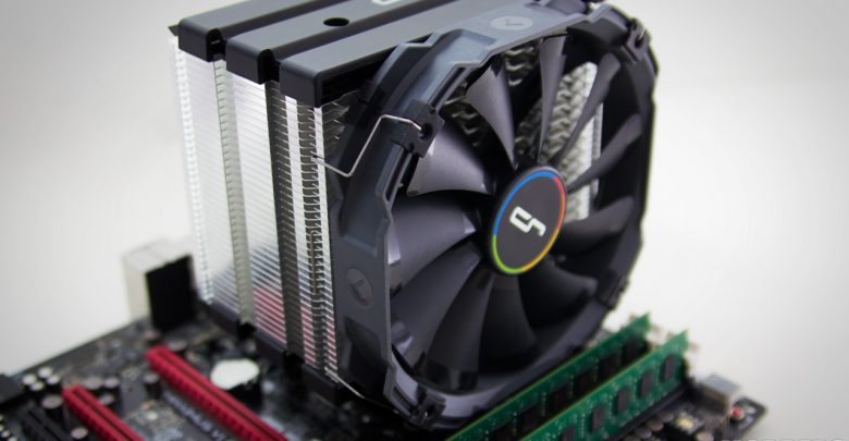 Photo of Cryorig H5 Ultimate CPU Cooler Review: A Matter of Perspective