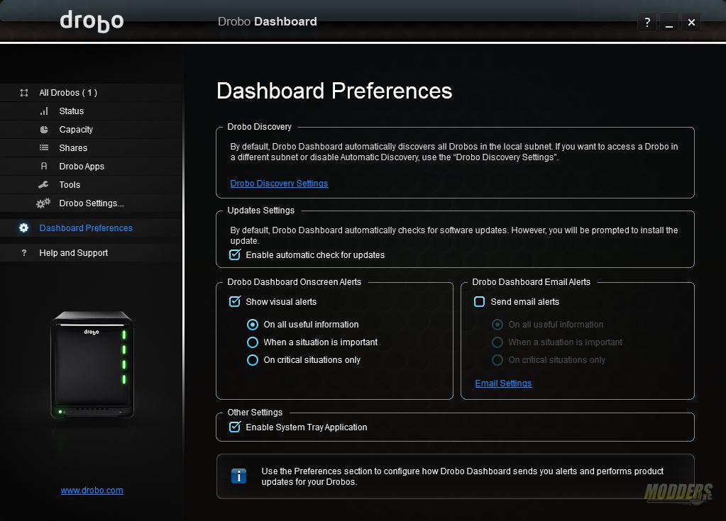 Drobo 5N review: Protection with BeyondRAID BeyondRAID, Drobo 5N, NAS, Storage 15