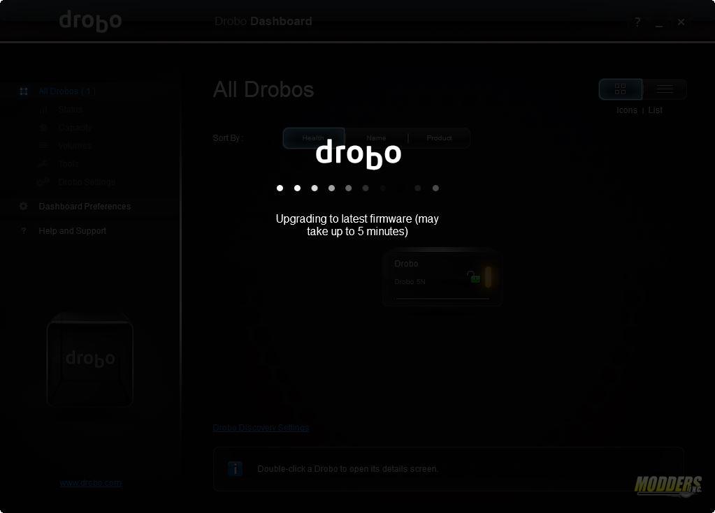 Drobo 5N review: Protection with BeyondRAID BeyondRAID, Drobo 5N, NAS, Storage 2