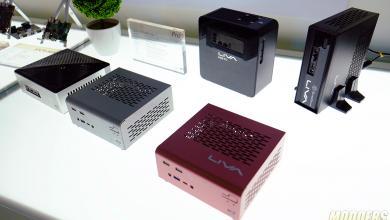 ECS Leading Compact PC Charge with Mini-STX and Intel Apollo Lake Showcased at Computex apollo lake, Case, ECS, liva pro, liva-z, Mini-PC, mini-stx, stx 7