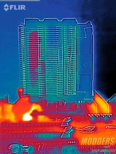Cryorig H5 Ultimate 4.2GHz IR Photos