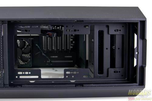 MasterBox 5 Canada Model Front fan mounts