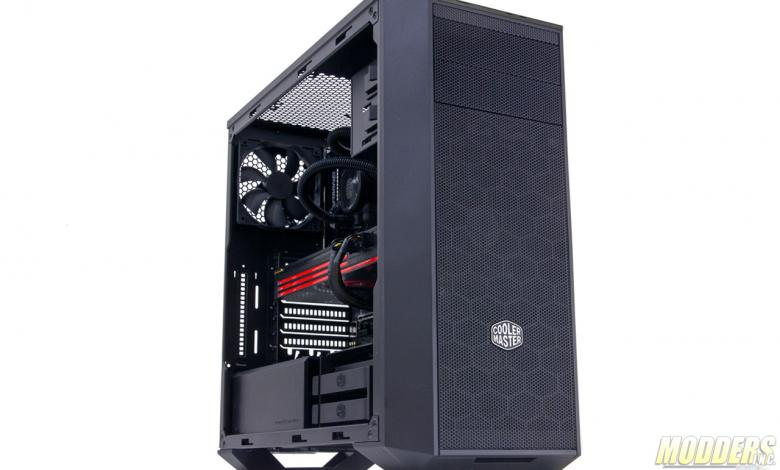 Photo of Cooler Master MasterBox 5 Case Review: Canada Model