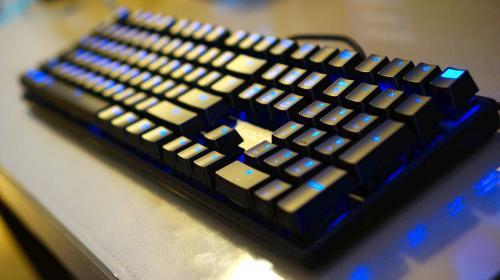ROCCAT Launches Soura Keyboard at Computex, Sova Lapboard at E3 Gaming, Keyboard, soura, sova 1