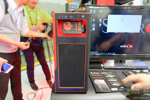 Supermicro Shows Their Dark Side with Star Wars-themed S5 Case at Computex Case, Chassis, Gaming, s5, Server, Supermicro 1