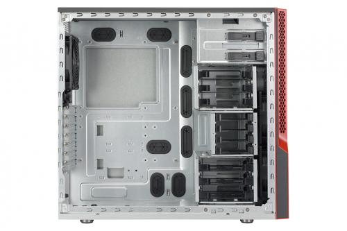 Supermicro Shows Their Dark Side with Star Wars-themed S5 Case at Computex Case, Chassis, Gaming, s5, Server, Supermicro 4