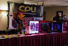 PDXLAN 28 CPU Magazine Case Mod Contest Winners casemod, CPU Magazine, PDXLAN, portland 14