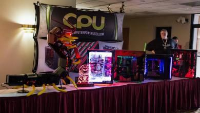 Photo of PDXLAN 28 CPU Magazine Case Mod Contest Winners