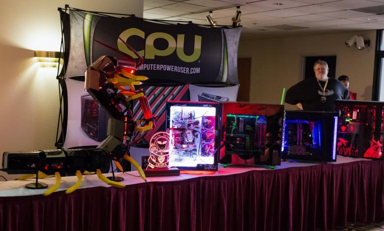 Photo of PDXLAN 28 CPU Magazine Case Mod Contest Winners