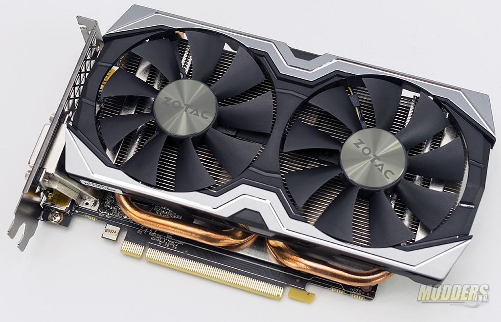 ZOTAC GeForce GTX 1060 AMP! Edition Graphics Card Review — Page 7 of