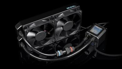 Alphacool Eisbaer AIO Now Available in 120, 240, 360 and 280mm Versions 120mm, 240mm, 280mm, 360mm, AIO, AlphaCool, cooling, CPU Cooler, eisbaer, nexxos 9