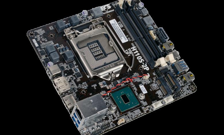 Photo of ECS H110S-2P Mini-STX Motherboard and LIVA Pro Mini-PC Launched
