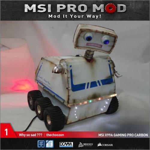 MSI Pro Mod Season 4 Voting Begins Case Mod, Motherboard, MSI, pro mod, season 4 1