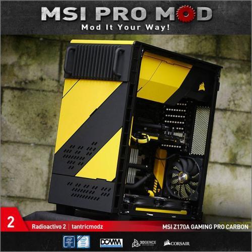 MSI Pro Mod Season 4 Voting Begins Case Mod, Motherboard, MSI, pro mod, season 4 2