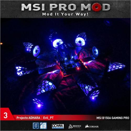 MSI Pro Mod Season 4 Voting Begins Case Mod, Motherboard, MSI, pro mod, season 4 3