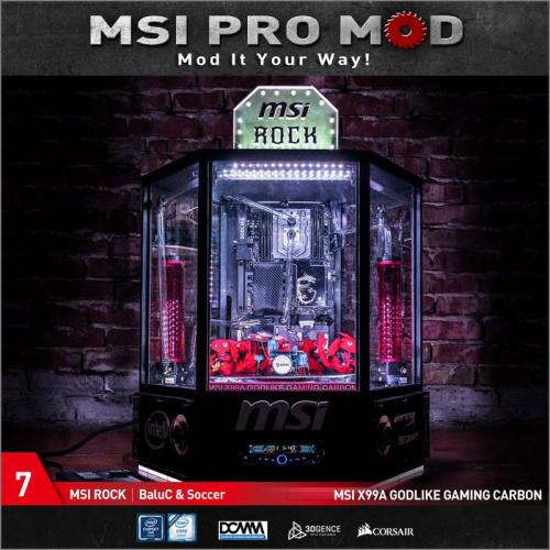 MSI Pro Mod Season 4 Voting Begins Case Mod, Motherboard, MSI, pro mod, season 4 7