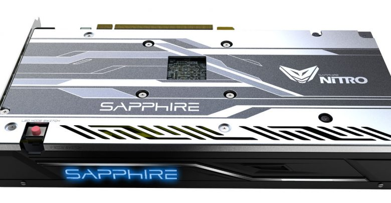 Photo of SAPPHIRE NITRO RX 480 IS BEING RELEASED