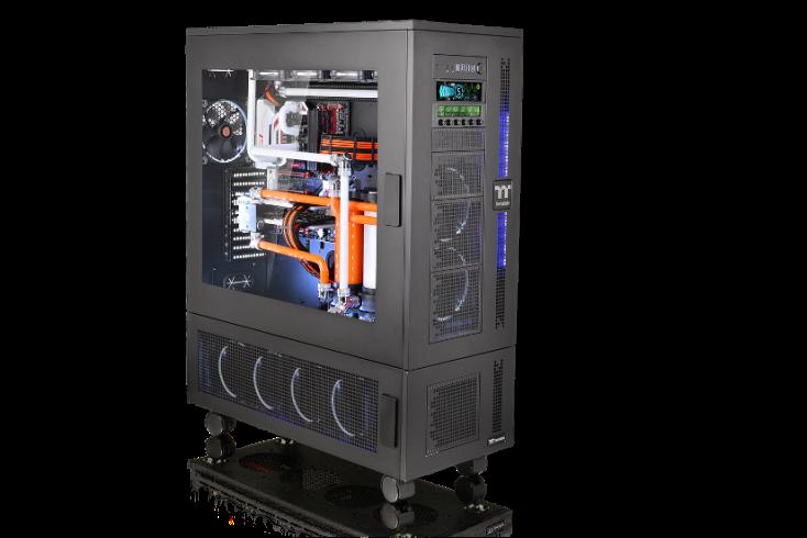 Thermaltake TT Premium Core WP100 Super Tower Chassis