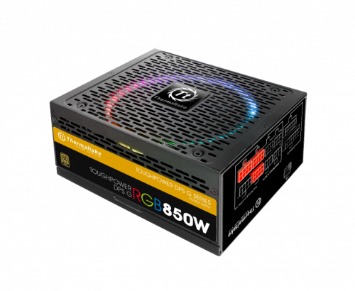 Thermaltake Doubles Down on RGB LED with new Riing Fans and DPS G PSU Cooler, digital, dps g, Fan, led, radiator, rgb, riing, Thermaltake 2
