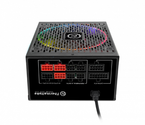 Thermaltake Doubles Down on RGB LED with new Riing Fans and DPS G PSU Cooler, digital, dps g, Fan, led, radiator, rgb, riing, Thermaltake 1