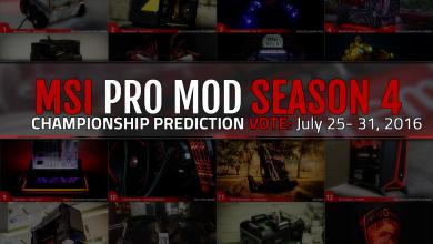 Photo of MSI PRO MOD Season 4 Championship Prediction Voting Begins