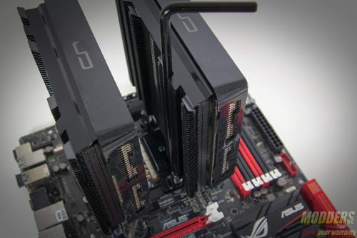 Cryorig R1 Ultimate Review: The Cooling Force of Mass + Acceleration CPU Cooler, CRYORIG, dual-tower, r1 ultimate 1