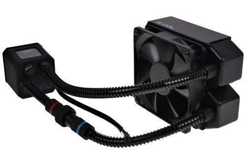 Alphacool Eisbaer AIO Now Available in 120, 240, 360 and 280mm Versions 120mm, 240mm, 280mm, 360mm, AIO, AlphaCool, cooling, CPU Cooler, eisbaer, nexxos
