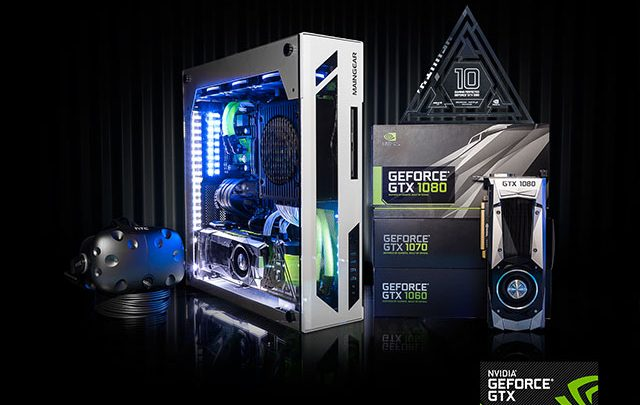 Photo of NVIDIA Giving Away 10-Series Graphics Card in #Orderof10 Online Event