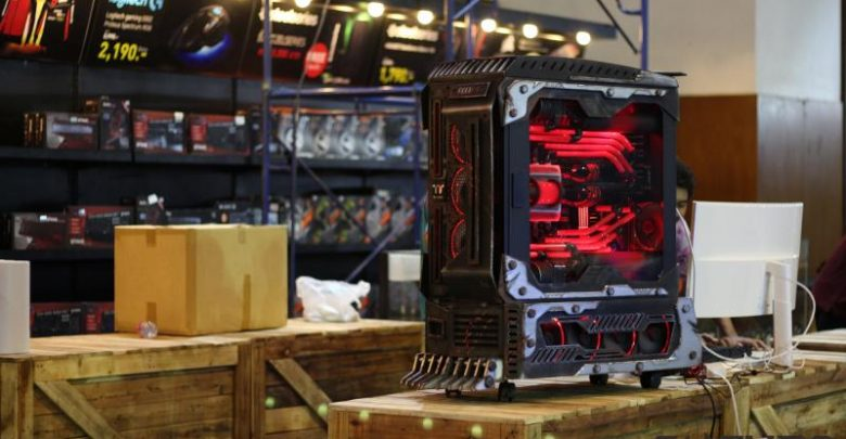 Photo of Suchao Prowphong of Thailand Crowned Thermaltake's First Modding Fighting Champion