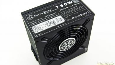 Photo of Silverstone Strider Platinum 750W ST75F-PT Overview and Pin-out Guide
