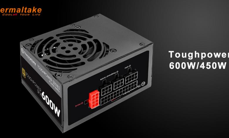 Photo of Compact Thermaltake Toughpower SFX Gold Series Power Supplies Now Available