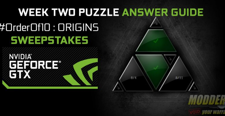 Photo of NVIDIA #OrderOf10 Origins Challenge Week 2 Answer Guide